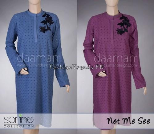 Daaman Spring Dresses 2015 (36)