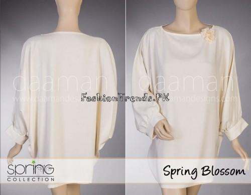Daaman Spring Dresses 2015 (40)