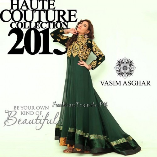 Haute Couture Collection 2015 by Vasim Asghar (1)