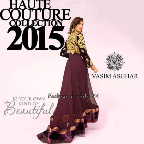 Haute Couture Collection 2015 by Vasim Asghar (2)