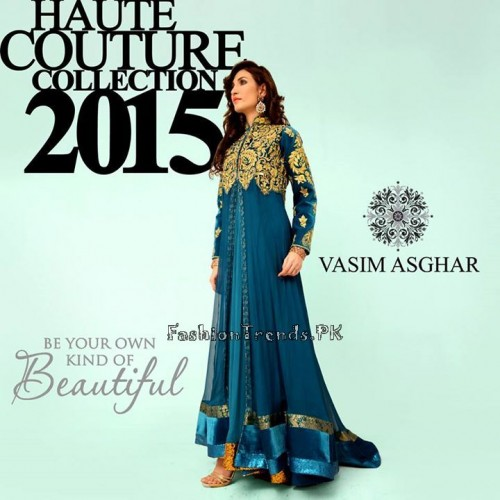 Haute Couture Collection 2015 by Vasim Asghar (3)