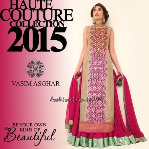 Haute Couture Collection 2015 by Vasim Asghar (6)