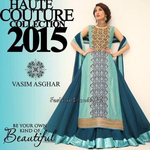Haute Couture Collection 2015 by Vasim Asghar (8)
