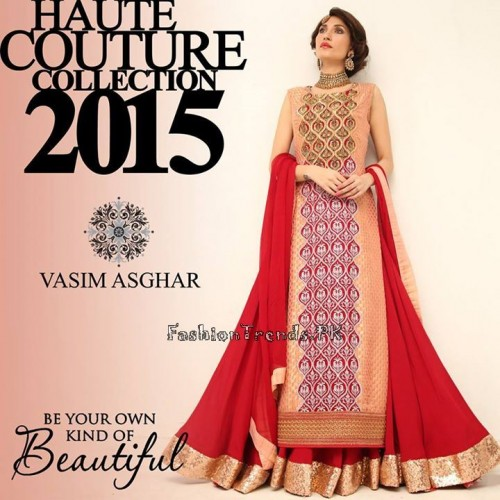 Haute Couture Collection 2015 by Vasim Asghar (9)