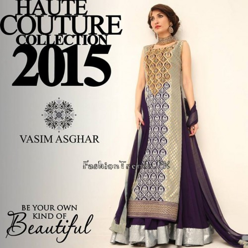 Haute Couture Collection 2015 by Vasim Asghar (10)