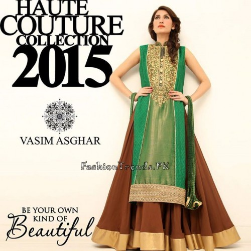 Haute Couture Collection 2015 by Vasim Asghar (12)