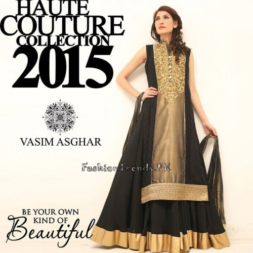 Haute Couture Collection 2015 by Vasim Asghar (13)