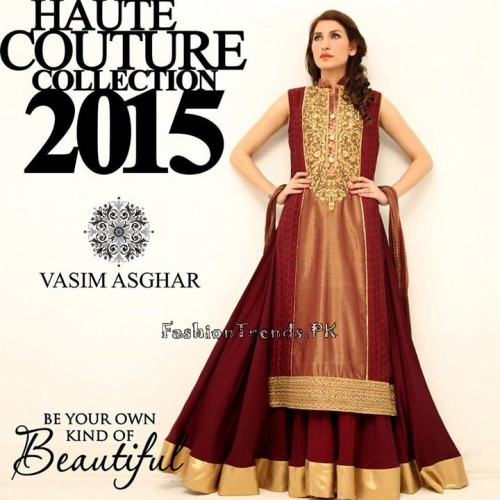 Haute Couture Collection 2015 by Vasim Asghar (14)