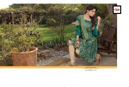 Komal Embroidered Kurti Collection 2015 (14)