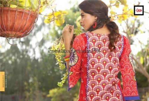 Komal Embroidered Kurti Collection 2015 (19)