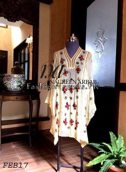Naureen Arbab Spring Collection 2015 (2)