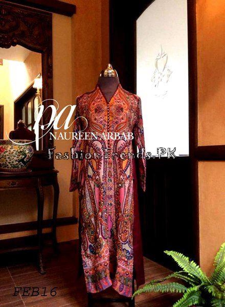 Naureen Arbab Spring Collection 2015 (5)