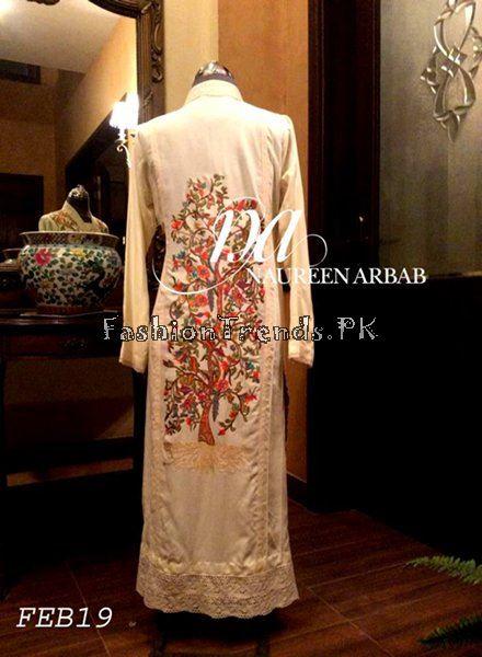 Naureen Arbab Spring Collection 2015 (7)