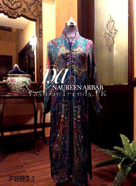 Naureen Arbab Spring Collection 2015 (10)