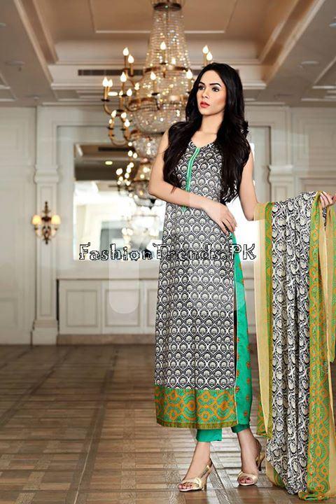 Nisha (Nishat Linen) Spring Summer Collection 2015 (7)