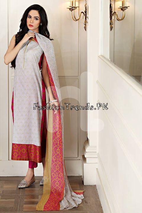 Nisha (Nishat Linen) Spring Summer Collection 2015 (8)