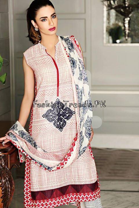 Nisha (Nishat Linen) Spring Summer Collection 2015 (10)