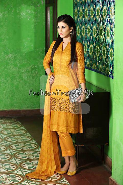 Nisha (Nishat Linen) Spring Summer Collection 2015 (17)