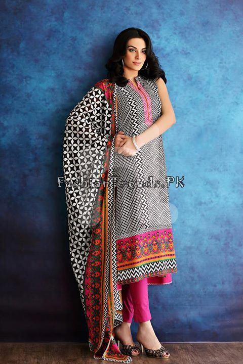 Nisha (Nishat Linen) Spring Summer Collection 2015 (24)