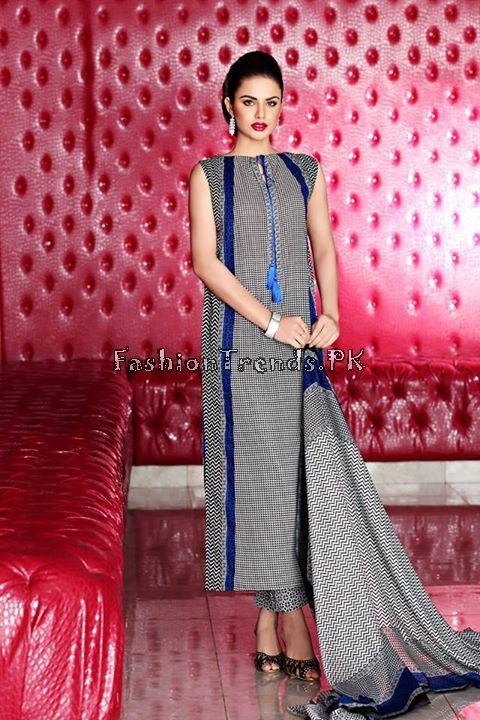 Nisha (Nishat Linen) Spring Summer Collection 2015 (31)