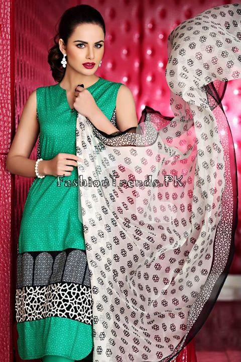 Nisha (Nishat Linen) Spring Summer Collection 2015 (33)