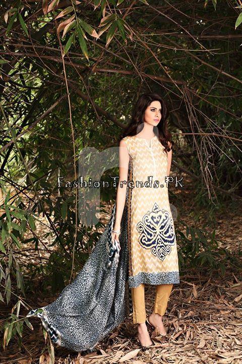 Nisha (Nishat Linen) Spring Summer Collection 2015 (34)