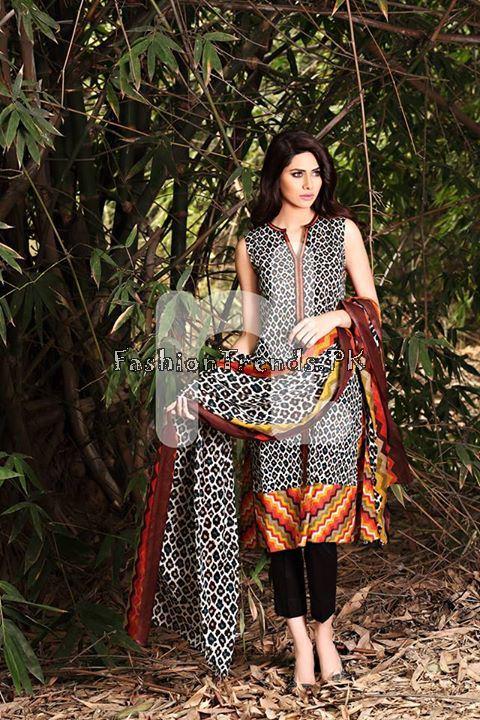 Nisha (Nishat Linen) Spring Summer Collection 2015 (35)