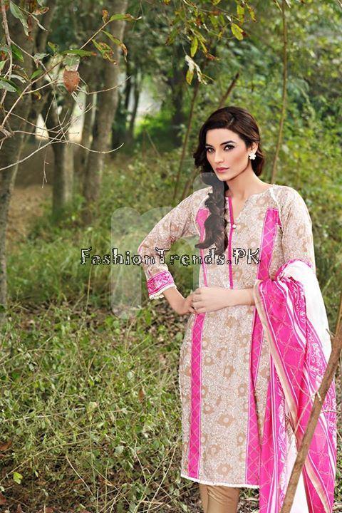 Nisha (Nishat Linen) Spring Summer Collection 2015 (40)