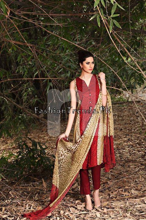 Nisha (Nishat Linen) Spring Summer Collection 2015 (42)