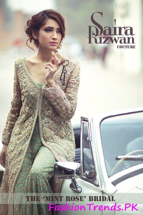 Saira Rizwan Bridal Dresses 2015 (2)