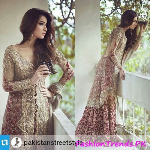 Saira Rizwan Bridal Dresses 2015 (5)