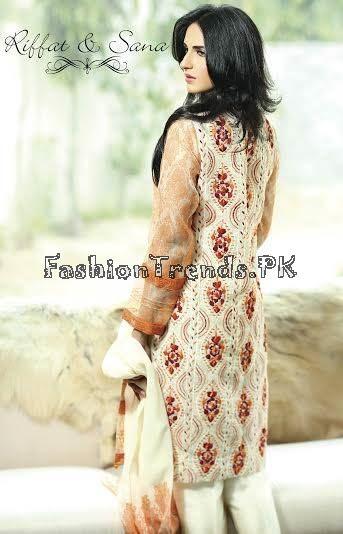 Sana Salman Summer Collection 2015 (3)