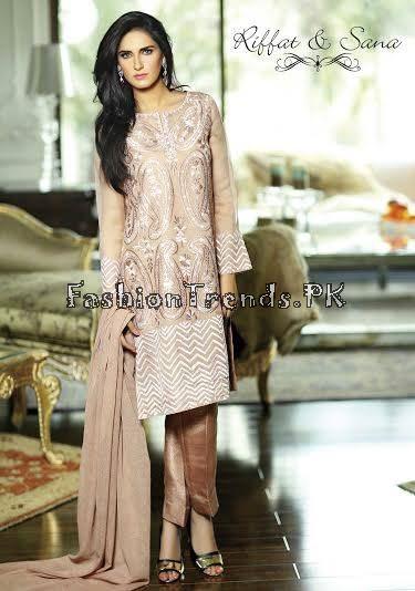 Sana Salman Summer Collection 2015 (4)