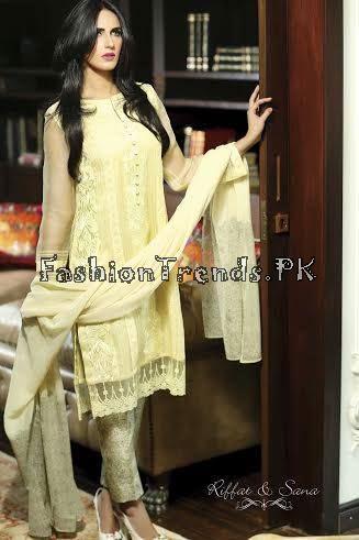 Sana Salman Summer Collection 2015 (5)