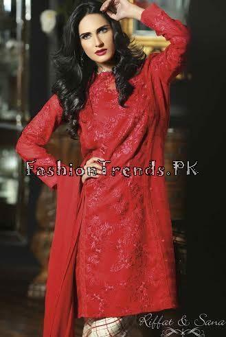 Sana Salman Summer Collection 2015 (7)