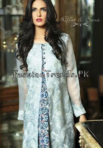 Sana Salman Summer Collection 2015 (8)