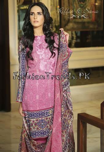 Sana Salman Summer Collection 2015 (10)