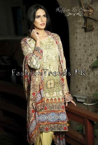 Sana Salman Summer Collection 2015 (15)