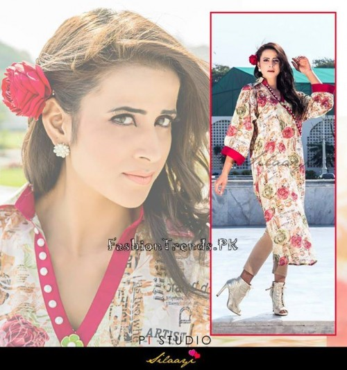 Silaayi Spring Dresses 2015 for Girls (1)