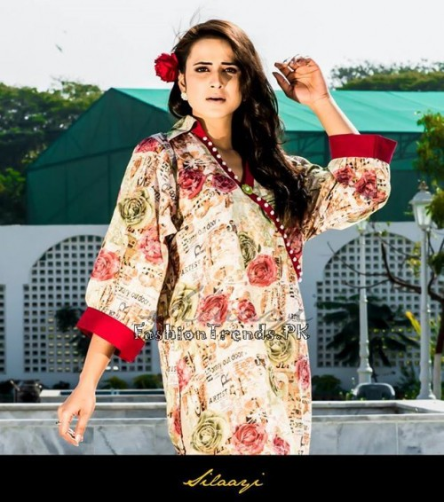 Silaayi Spring Dresses 2015 for Girls (3)