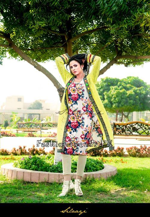 Silaayi Spring Dresses 2015 for Girls (5)