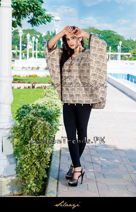 Silaayi Spring Dresses 2015 for Girls (6)