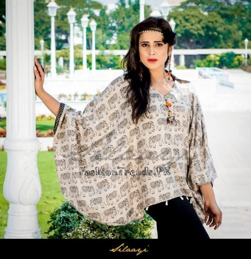 Silaayi Spring Dresses 2015 for Girls (7)