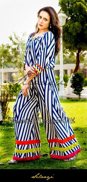 Silaayi Spring Dresses 2015 for Girls (8)
