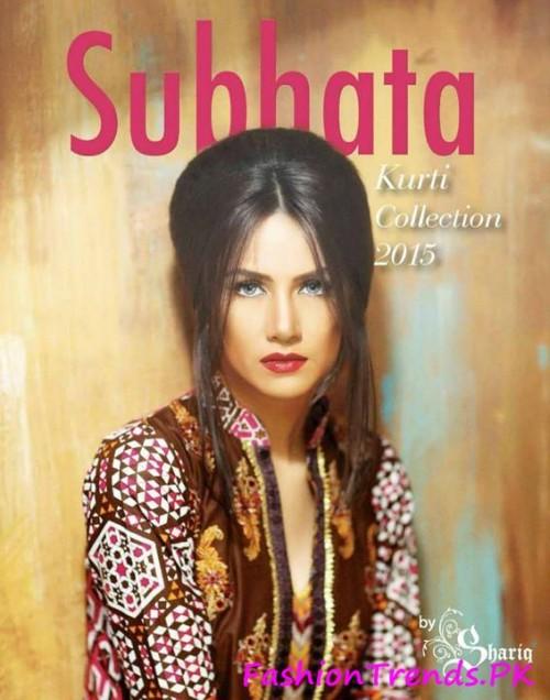 Subhata Kurti Collection 2015 (1)