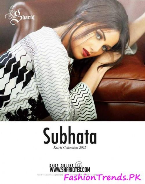 Subhata Kurti Collection 2015 (23)
