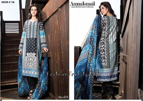 Amna Ismail Lawn Collection 2015 (18)