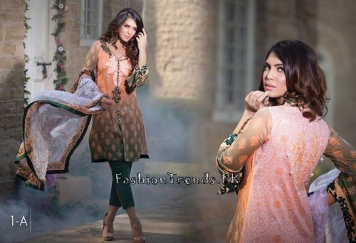 Ayesha Somaya Lawn Collection 2015 (2)