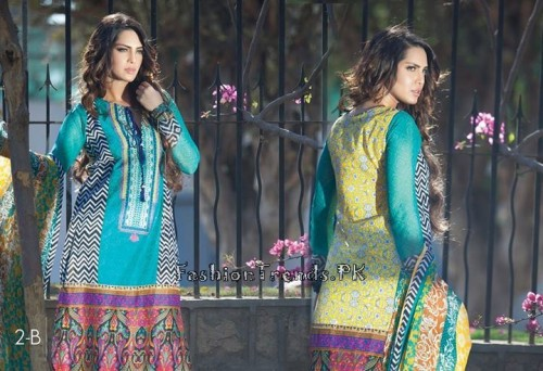 Ayesha Somaya Lawn Collection 2015 (4)
