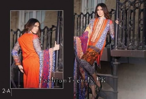 Ayesha Somaya Lawn Collection 2015 (5)